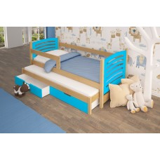 Double trundle Bed AVIL