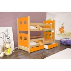 Double bunk bed MARABO