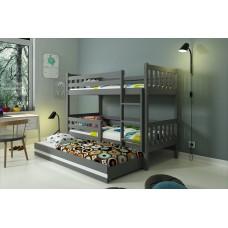 Triple Bunk Bed CARINO