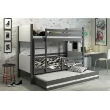 Triple Bunk Bed CLIR