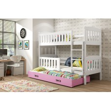 Triple Bunk Bed KUBUS in STOCK