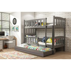 Triple Bunk Bed KUBUS