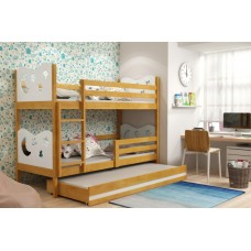 Triple Bed MIKO