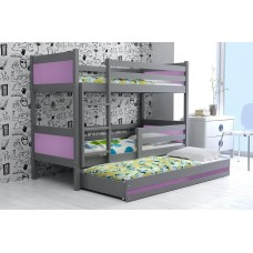 Triple Bunk Bed RINO