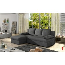 Corner Sofa Bed GINO in STOCK
