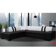Corner  Sofa Bed BERGEN II