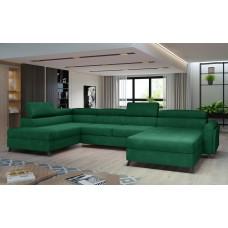 Corner Sofa Bed JORSETTE