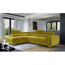 Corner Sofa Bed LAURENCE