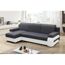 Corner Sofa Bed GREY