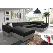 Corner Sofa Bed INFINITY SUPER