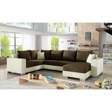 Corner Sofa Bed MARCUS