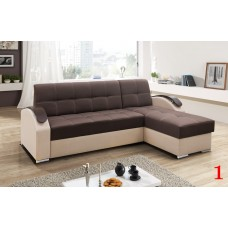 Corner Sofa Bed SELENA