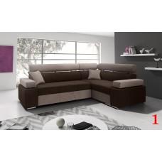 Corner Sofa Bed FLORA