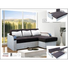 Tytan Corner Sofa Bed