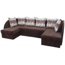 Bruno Horseshoe Corner Sofa Bed