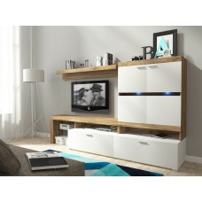 TV wall unit EVITA