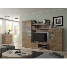 RED TV Wall Unit