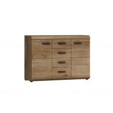 Chest of drawers LENS 2D4S