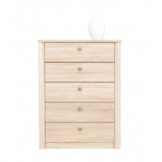 Chest 5 Drawers F5
