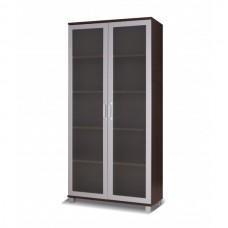 Bookstand 2 Glass Doors M22