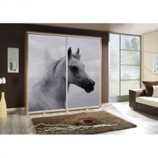 Wardrobe Penelopa 205 Horse