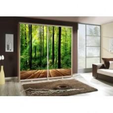 Wardrobe Penelopa 205 Forest