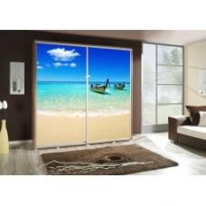 Wardrobe Penelopa 205 Beach