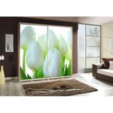 Wardrobe Penelopa 205 Tulips