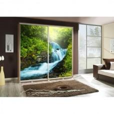 Wardrobe Penelopa 205 Waterfall