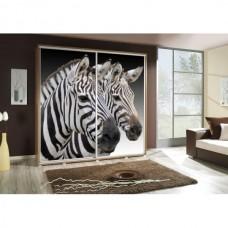 Wardrobe Penelopa 205 Zebra 1