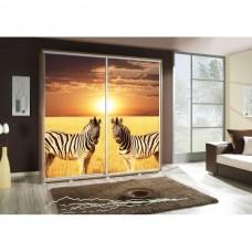 Wardrobe Penelopa 205 Zebra 2
