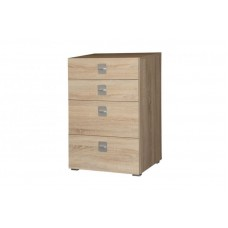 Chest of 4 drawers L7