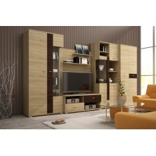 TV Wall Unit BERGAMO