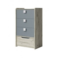 Dino 5 Chest of Drawers 4d