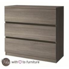 Chest of drawers LATTE 3D