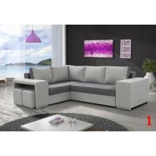 Corner Sofa Bed MACHO